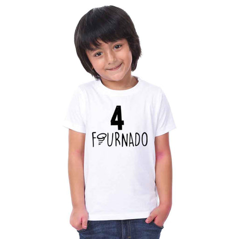 Fournado Birthday Boy Tee