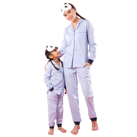 Sleep Over It, Matching Sleep Wear For Mom And Daughter