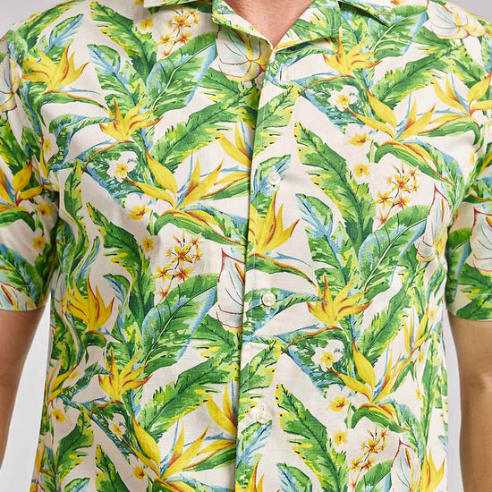 Tropical Vibes, Matching Shirts For Dad And Son