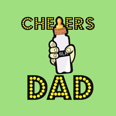 Cheers Dad/Cheers Son Bodysuit and Tees