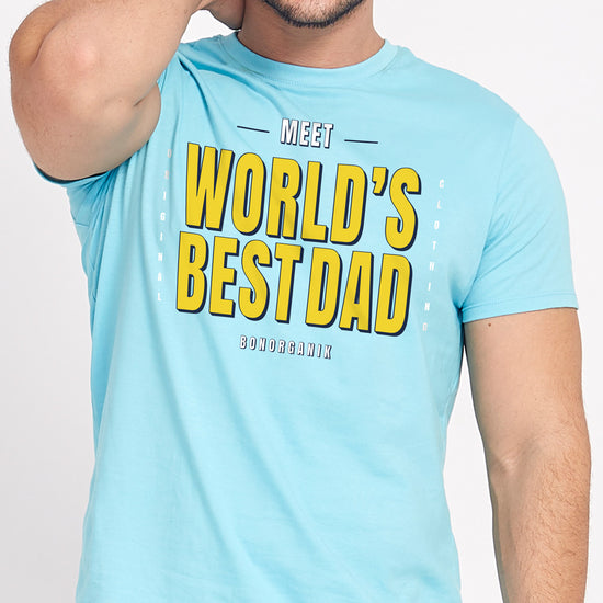 World's Best Dad/Son, Matching Dad & Son Tees