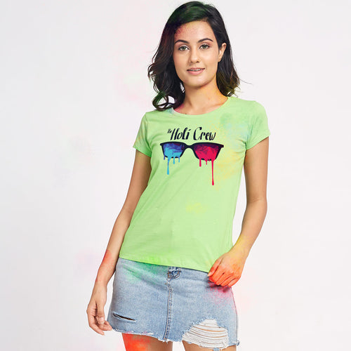 The Holi Crew Family Tees for mother