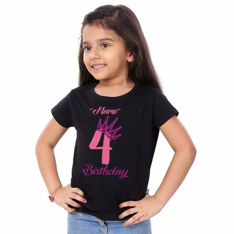 4th Birthday Tee