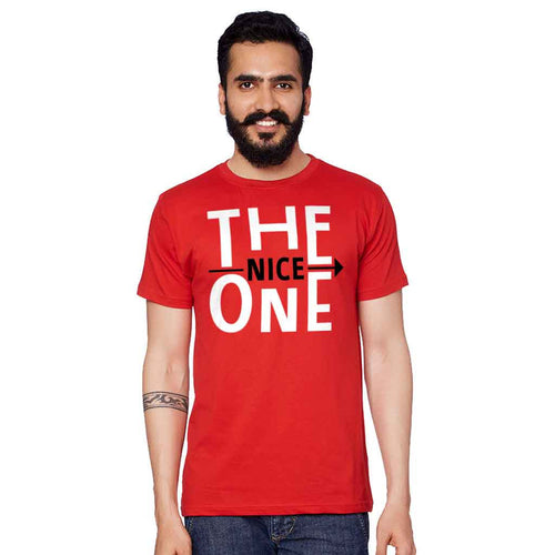 The Nice And Mean One Tee