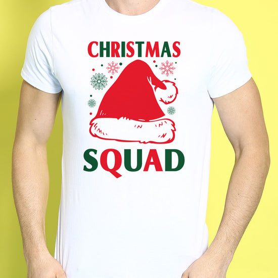 Christmas Squad, Single Men Tee