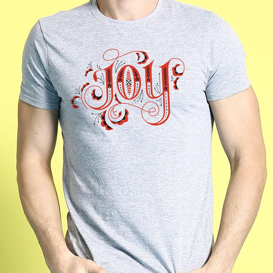 Joy, family tees