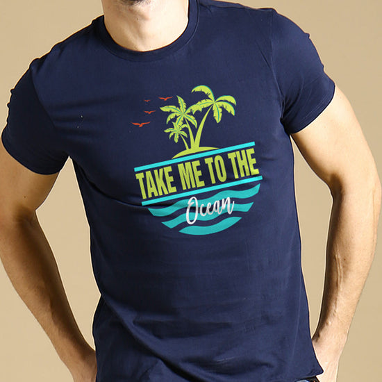 Take Me To The Ocean, Matching Travel Tees