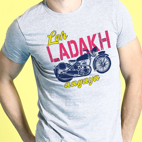 Let's Ladakh, Matching Travel Tees
