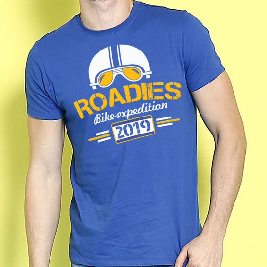 Roadies 2019, Matching Travel Tees