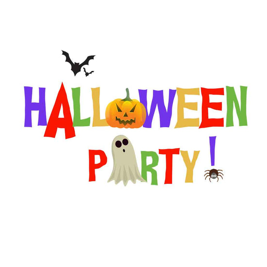 Halloween Party Family Tees
