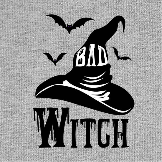 Bad Witch Halloween Family Tees