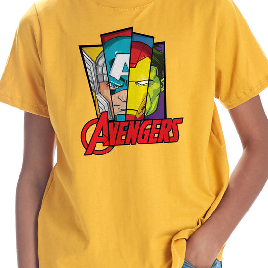 Avengers Superhero, Marvel Tees for Boys