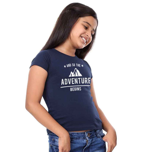 And So Adventure Family Tees for daughter
