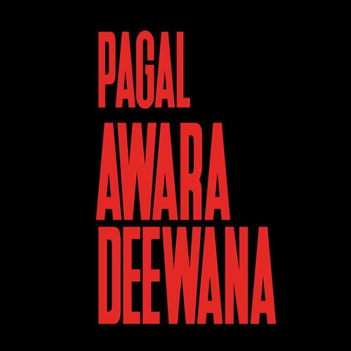 Awara Pagal Deewana , Tee For Men