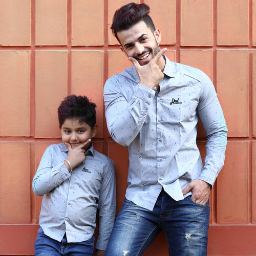 Awesome Dad/ Son , Matching Shirts For Dad And Son