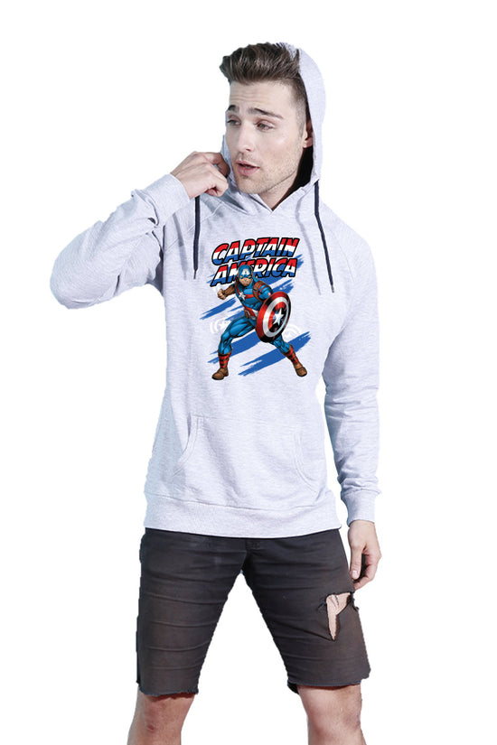 Captain America Hoodie For Men