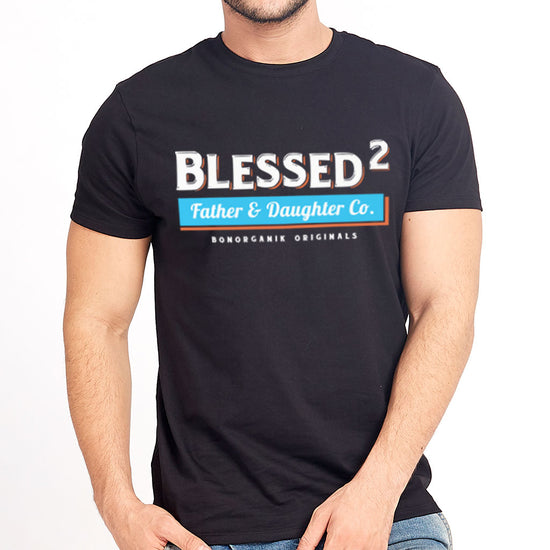 Blessed Father & Daughter Co., Matching Dad and Daughter's tees