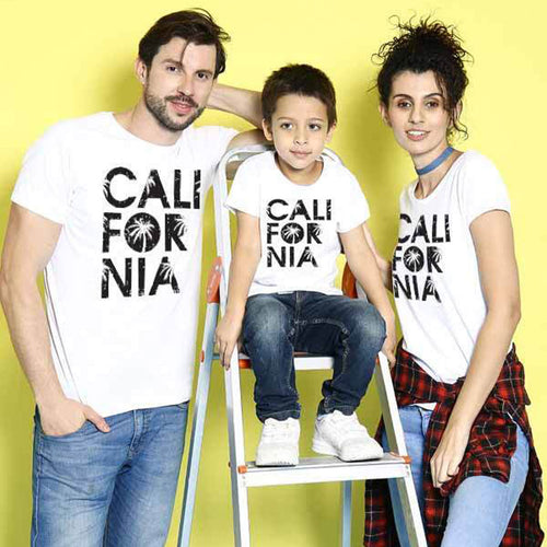 California Family Tees