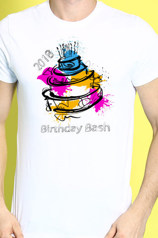 2018 Birthday Bash Tees
