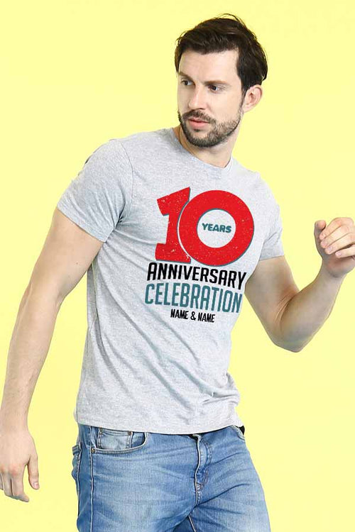10Th Anniversary Tees