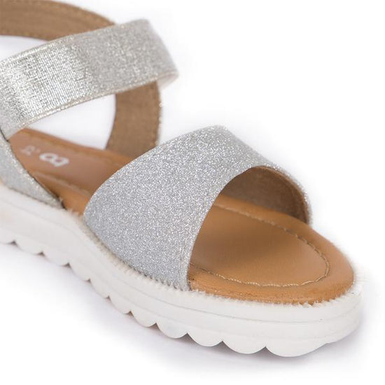 Bling It On Matching Flatform Sandals For Daughter