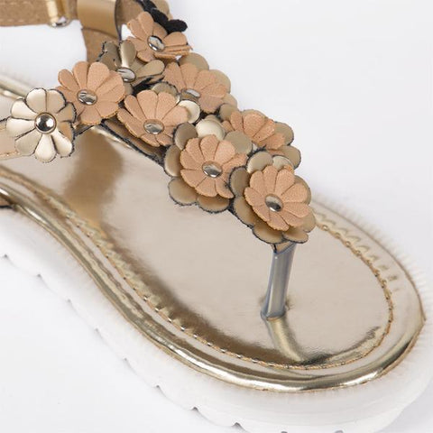 Florina Matching Bling Sandals For Daughter