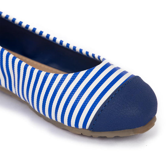 So Nautical Matching Ballerinas For Mother And Daughter