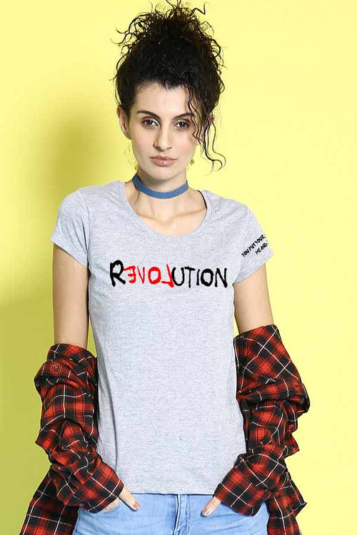 Revolution. Matching Couples Tees