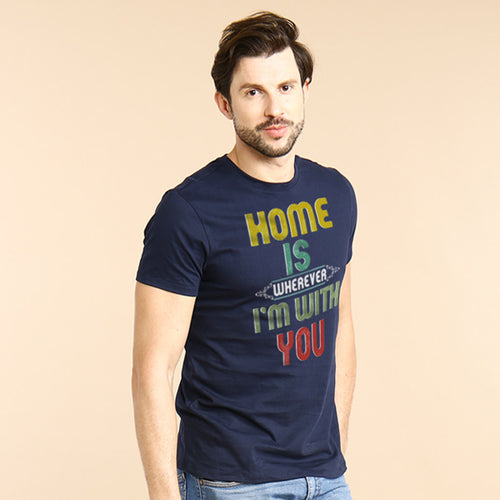 You Are My Home, Matching Couples Tees