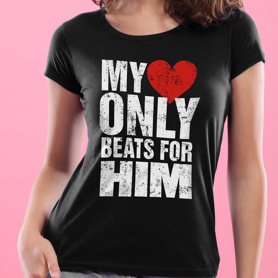 Heart Beat, Matching Couples Tees