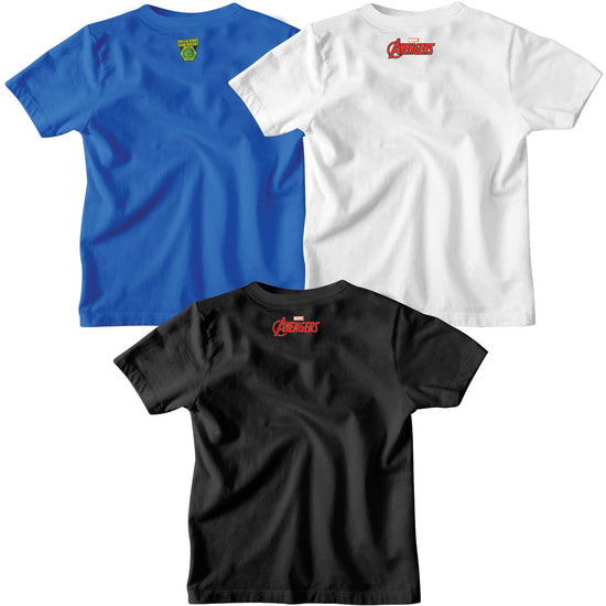 Pack Of 3- Avengers Mix Boys Combo Pack