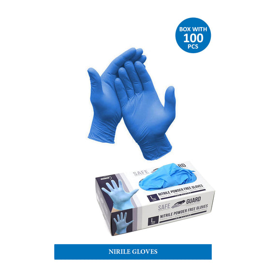 Nitrile Gloves 100pcs