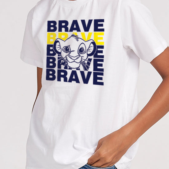 The Lion King: Brave, Disney Tees For Dad And Son