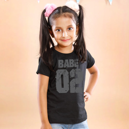 Babe 02 Mom And Daughters  Tees