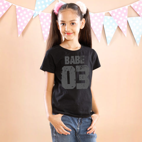 Babe 03 Mom And Daughters Tees