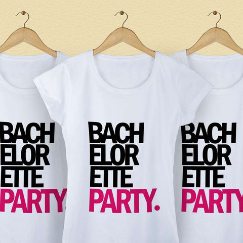Bachelorette Party Tees