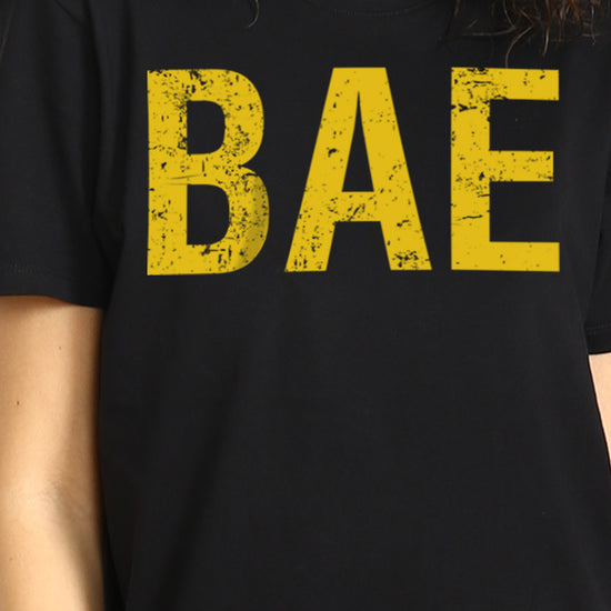 Bae / Owner Of Bae, Matching Tees For Couples