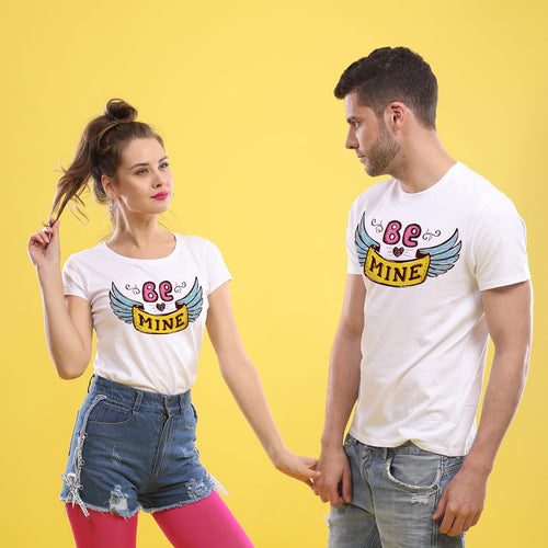 Be Mine Couple Tees