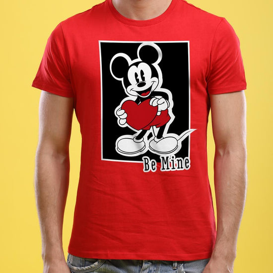 Be Mine, Disney Tee For Men