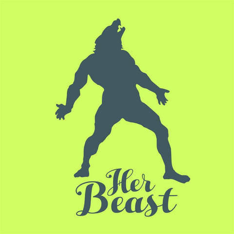 Her Beast/His Beauty  Tees