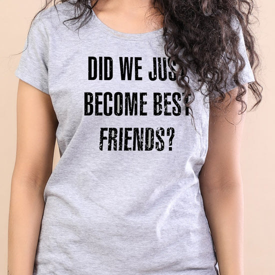32ccdc4cdf ... Become Best Friends Adult Siblings Tees, Tee For Men