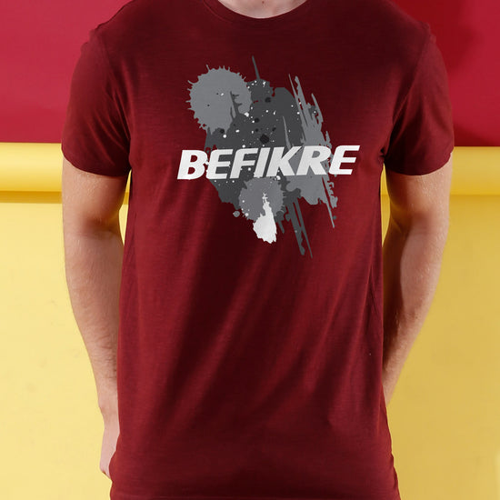 Befikre Couple Crop Top & Tee