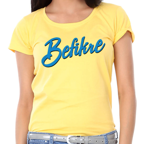 Befikre, Matching Friend Tees
