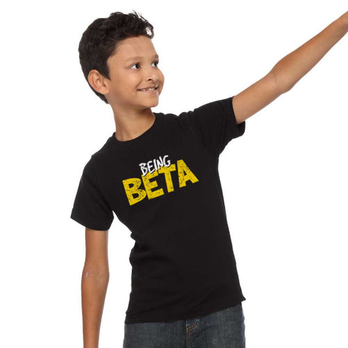 Being Papa Beti Beta Dad, Daughter & Son Tees For Son