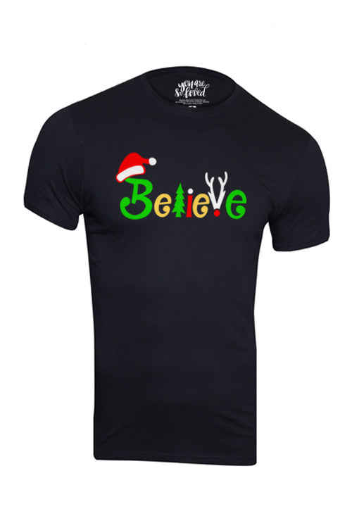 Believe, Single Men Tee