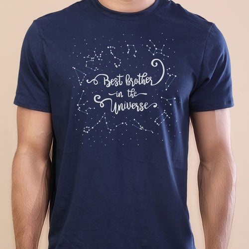 Best Brother-Sister In The Universe Adult Tees, Tee For Men