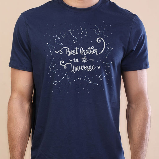 2ea316d987 ... Best Brother-Sister In The Universe Adult Tees, Tee For Men