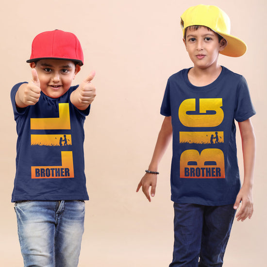 b0de7424f Matching Tees For Brothers by Bonorganik