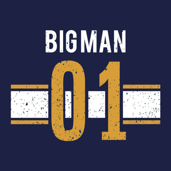 Bigman Little Lady Dad Tee