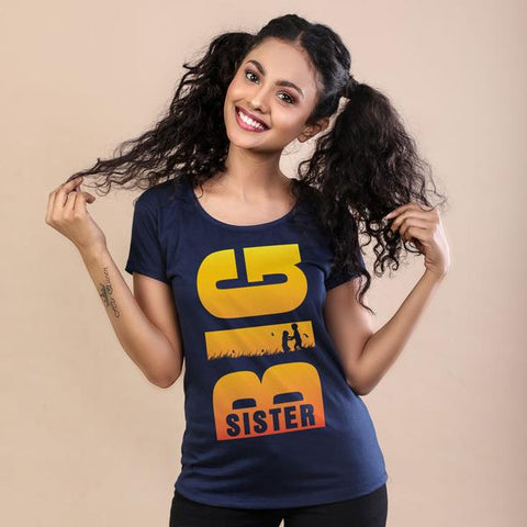 Big Sister Tees For Women